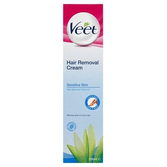 Get to smooth skin for up to twice as long as shaving with Veet Hair Removal Cream. #skin #skincare #beauty