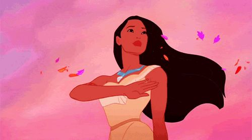And at the end of the day, she showed us all that she didn't need a man to decide her future. She went her own way. | 17 Ways Pocahontas Is The Best Disney Character Of All Time