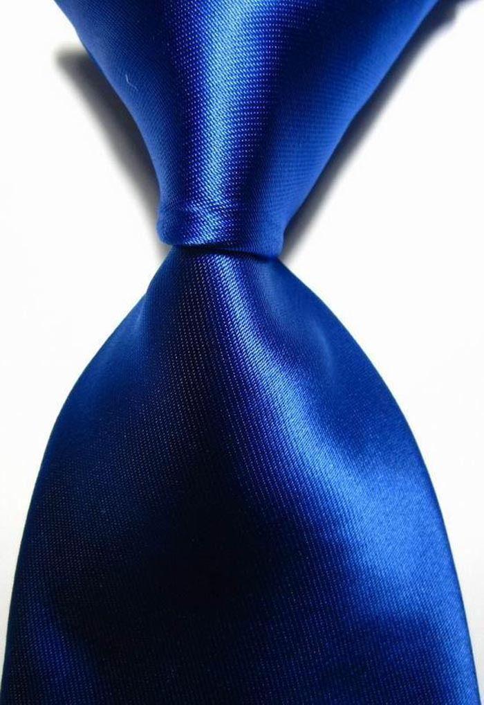 Snt0408 hommes Bowtie nouveau solide bleu uni Ties + Hanky mouchoir boutons de manchette hommes d'affaires de soirée de mariage cravate Set dans Ties & Handkerchiefs de Accessoires et vêtements pour hommes sur AliExpress.com | Alibaba Group
