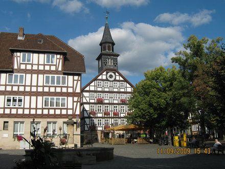 Fachwerkhäuser - Bad Sooden-Allendorf