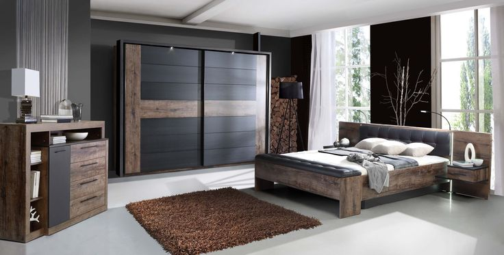 sidney schlafzimmer set 5 tlg schlafzimmer set sidney in edle optik und stilvolle eleganz wird. Black Bedroom Furniture Sets. Home Design Ideas