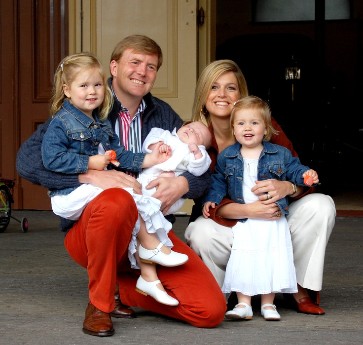On 30 April 2013 Prince (now King) Willem-Alexander will succeed his mother…