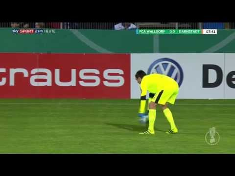 FCA Walldorf vs SV Darmstadt 98 - http://www.footballreplay.net/football/2016/10/26/fca-walldorf-vs-sv-darmstadt-98-2/
