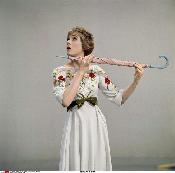 Lovely, Julie Andrews.