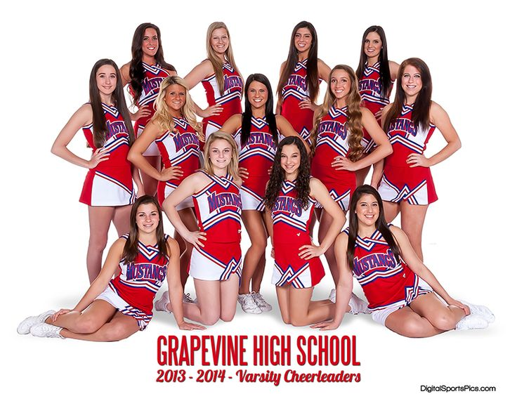 cheer team pictures