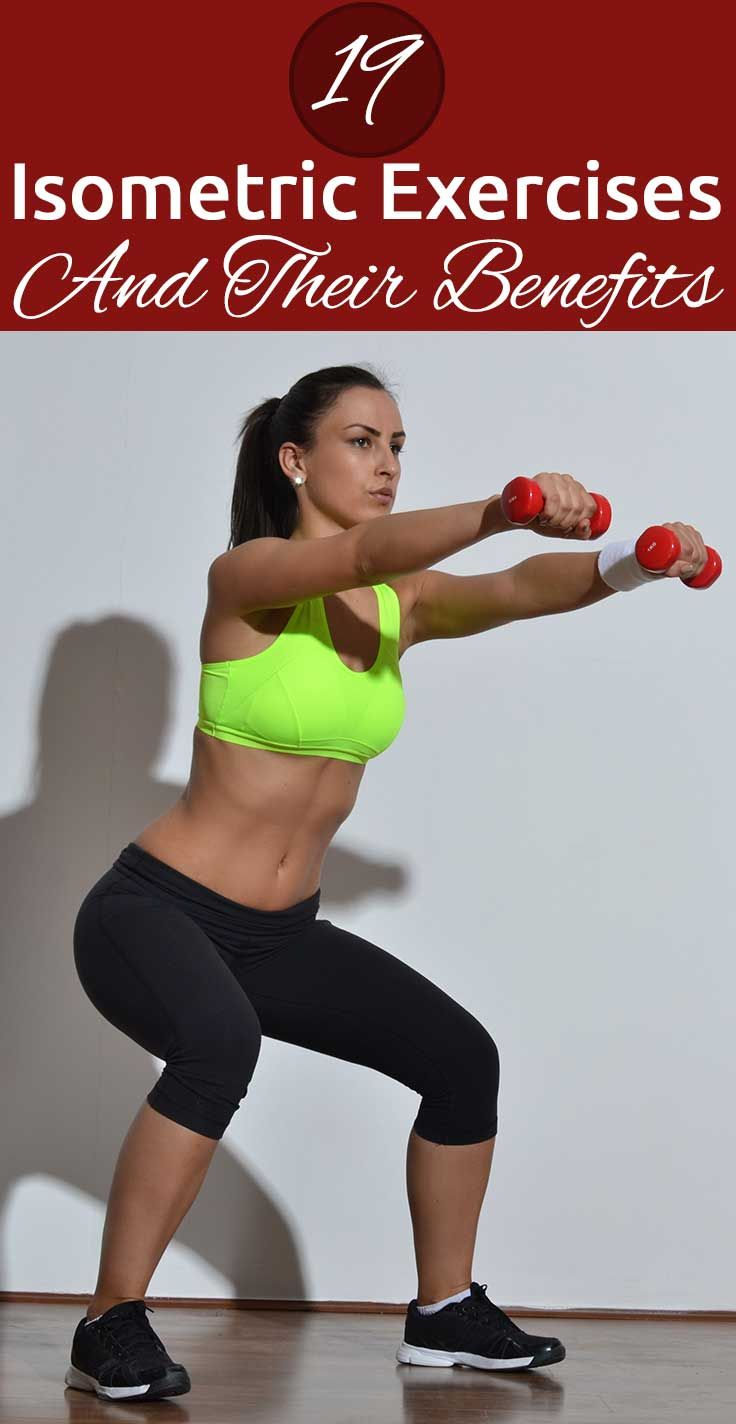 Top 19 Isometric Exercises And Their Benefits