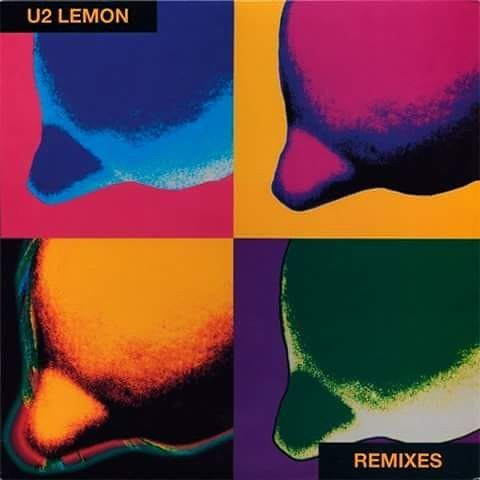 """#U2History - 8th November 1993: """"Lemon"""", from the album """"Zooropa"""", was released in Australia. In Japan it was released on 26 November of the same year.  In Europe and in the United States """"Lemon"""" was distributed only in the promotional circuit - with the exception of a yellow vinyl 12"""" released in USA - #U2NewsIT  #U2 #u2memes #U240 #Bono #BonoVox #TheEdge #AdamClayton #LarryMullen #LarryMullenjr #rock #music #rockmusic #Lemon #Zooropa #cover #album #90s #90smusic #90salbum #alternativerock…"""