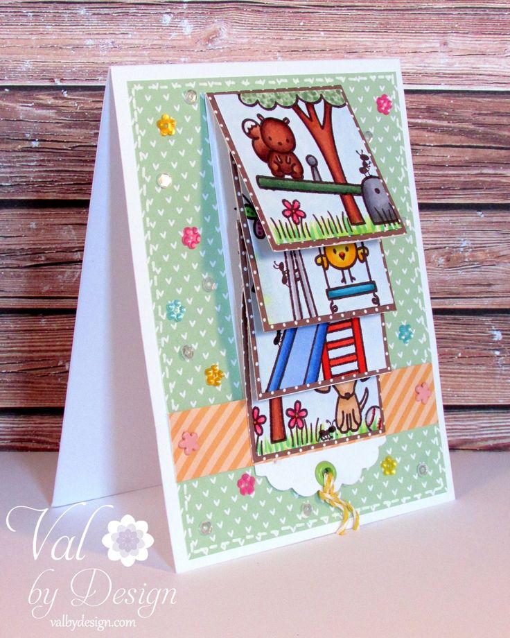 270 best images about cards waterfall on pinterest the for Waterfall design in scrapbook