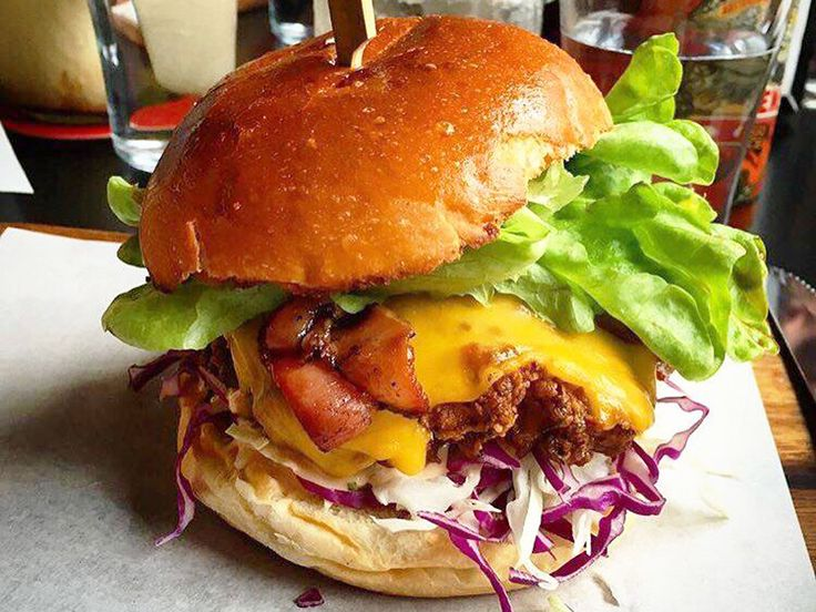 Best New Burgers to Hit Australia in 2016 | Qantas Travel Insider