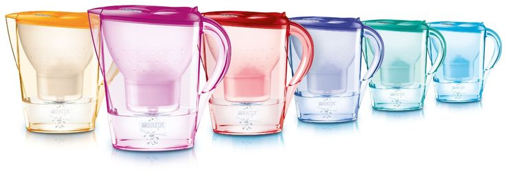COOL Brita Water Filter Jug