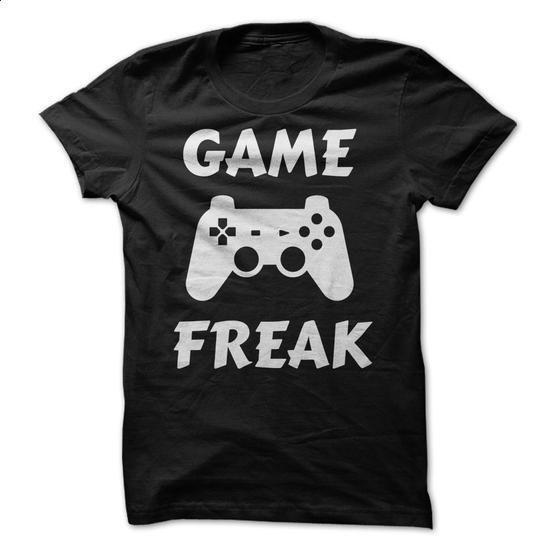 GAME FREAK - #cool shirts #striped shirt. ORDER HERE => https://www.sunfrog.com/Gamer/GAME-FREAK.html?60505