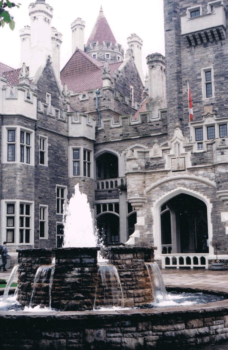 Casa Loma Toronto Canada