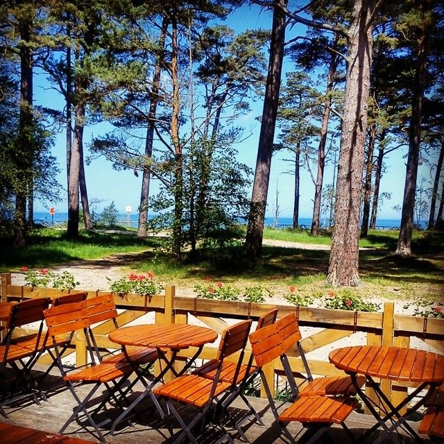 Lubiatowo.   #baltic #sea #beautiful #nature #restaurant _________________ @dania_kontra_ania