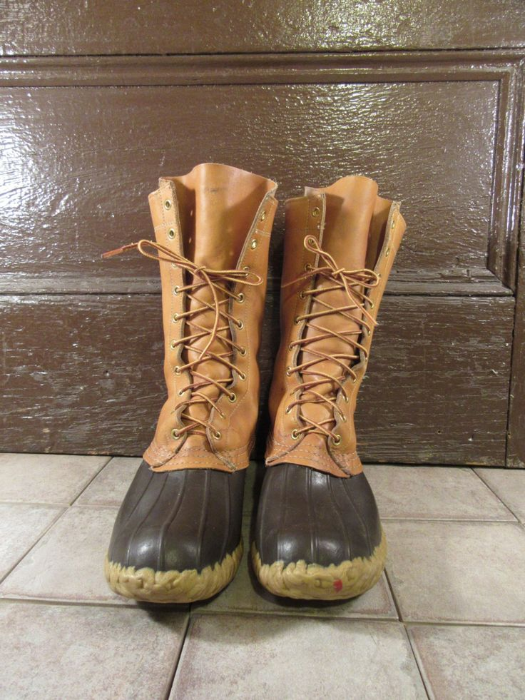 17 best ideas about duck boots mens on bean
