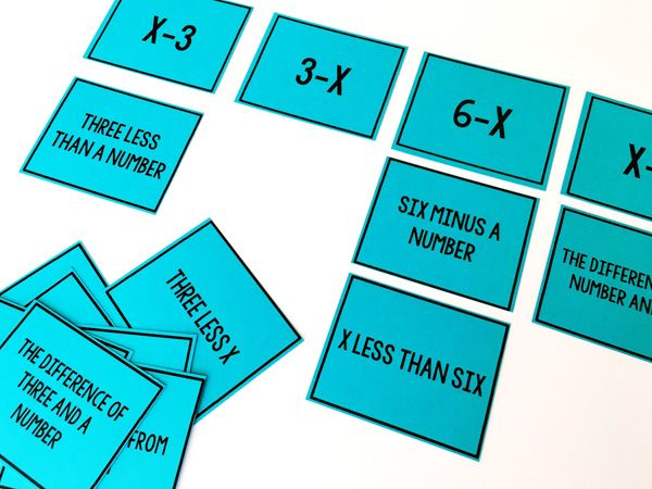 Math Curriculum Activities for Middle School - great way to keep students engaged with the content. | maneuveringthemiddle.com