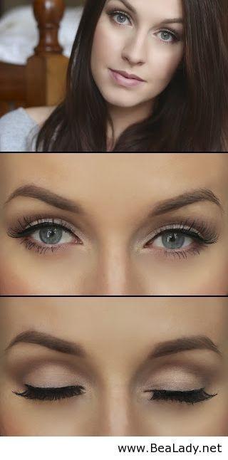 Naked 2 Palette - Everyday Eye Tutorial