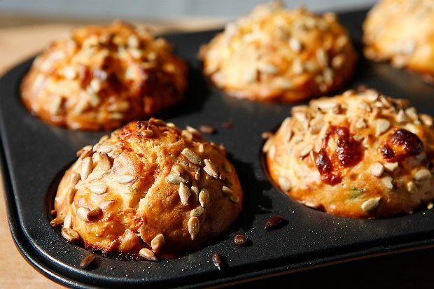 Květákové muffiny, Foto: Michal Šajmir