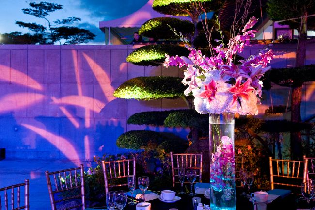 pink stargazer lily wedding .. this will be my wedding someday
