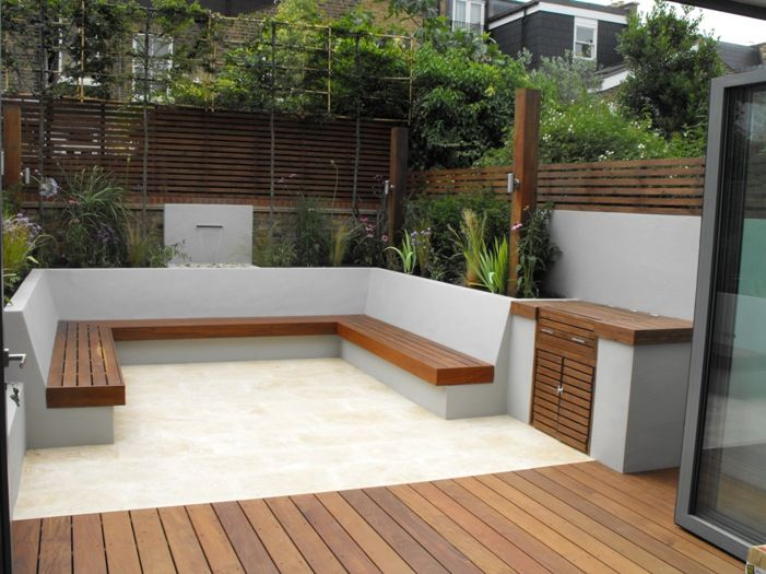 Landscaping Solutions - Chiswick Project
