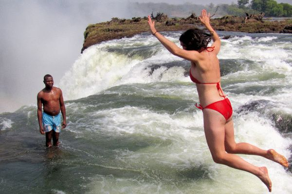 ZAMBIA – Jumping into Victoria Falls.: Travel Africa, Travel Blog, Zambia Adventure, Fathom Travel, Travel Y Plea, Victoria Fall, Travel Guide, Dips, Travel Buckets