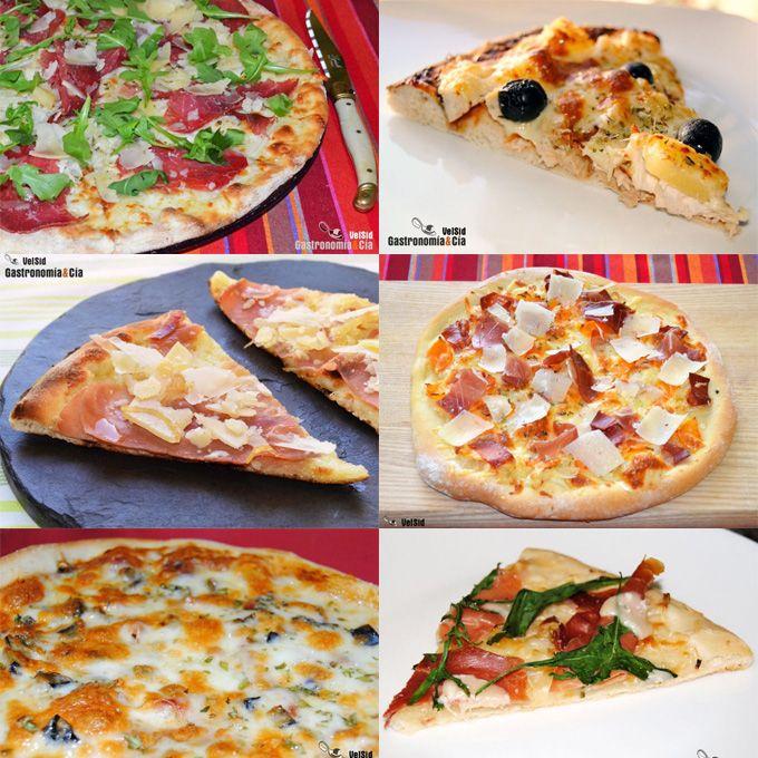 Recetas de pizza casera