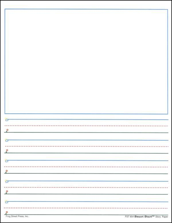 123 best Ideal Writing Classroom images on Pinterest Advertising - blank sheet of paper with lines