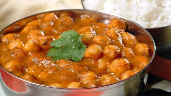 How to make the perfect Chana Balti by  on Food Network UK.