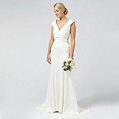 Debut - Samantha Satin Bridal Dress