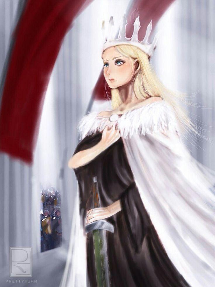 Historia ( Krista )| Shingeki no Kyojin | Attack on titan | SNK