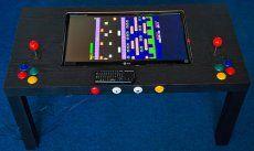 PiTableTop Arcade: Otra máquina Arcade con Raspberry Pi - Raspberry Pi