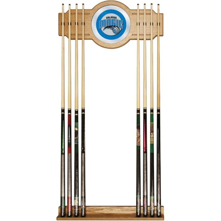 Trademark Games Orlando Magic Cue Rack, Team