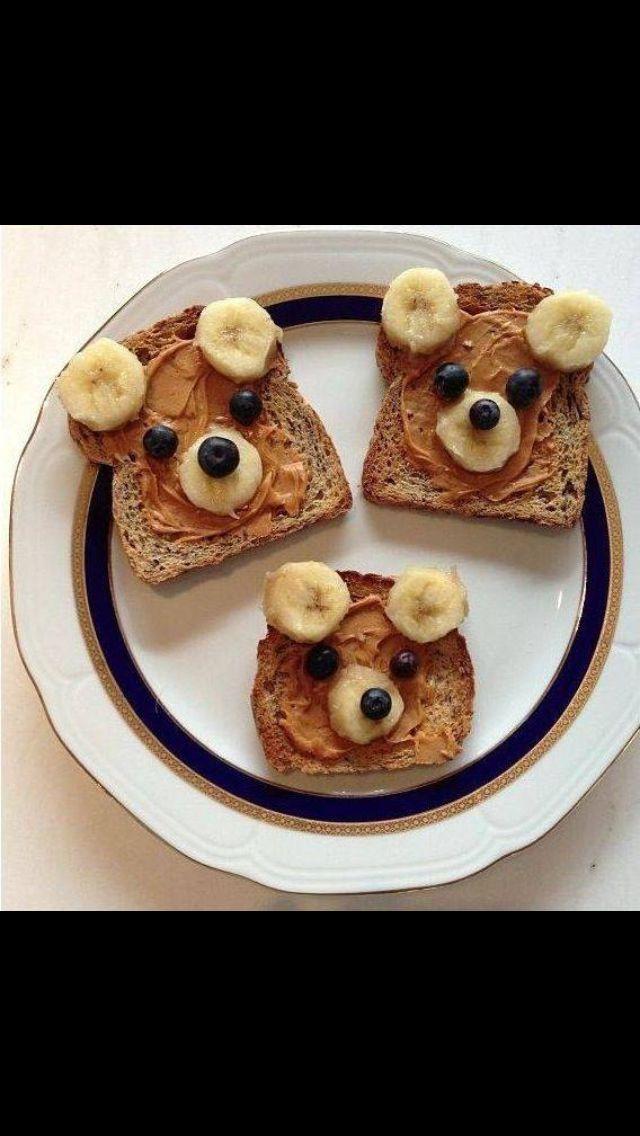 Toddler snack idea