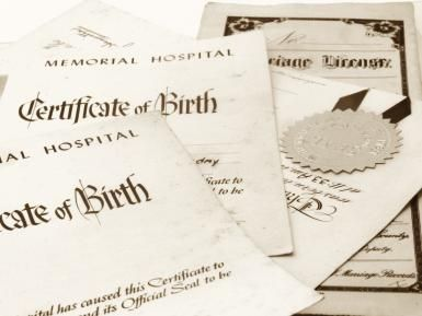 Learn how to get copies of birth, marriage or death certificates-United States…