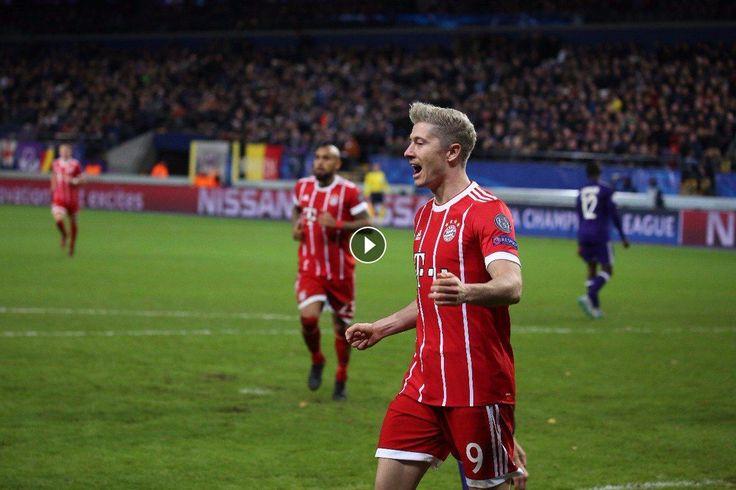Watch Anderlecht 1 - 2 Bayern Munich Highlights Video and all Goals in HD, UEFA Champions League, 22 November 2017 - FootballVideoHighlights.com. You ...