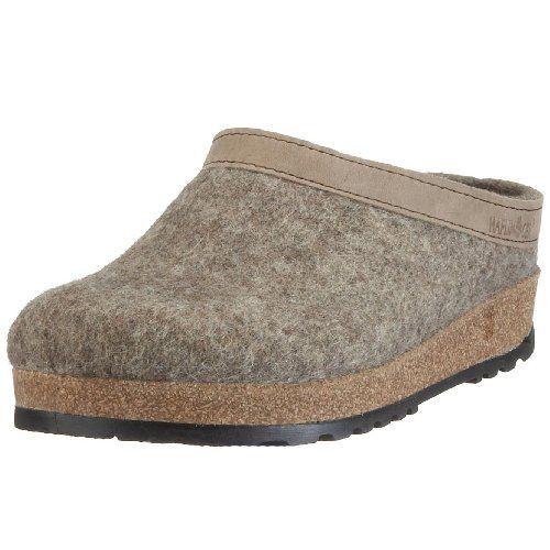 Haflinger Torben, Unisex-Erwachsene Pantoffeln, Beige (Torf 550), 42 EU - http://on-line-kaufen.de/haflinger/42-eu-haflinger-torben-unisex-erwachsene-5