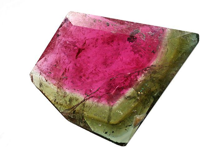 Полудрагоценные камни  Turmalin