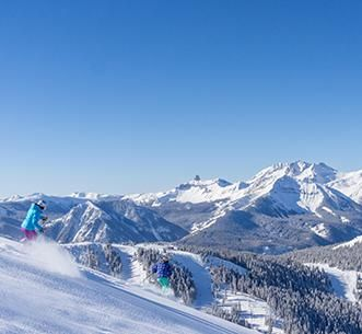 STAY & SKI - Book stay & ski packages at the best possible rates.  -Telluride Colorado