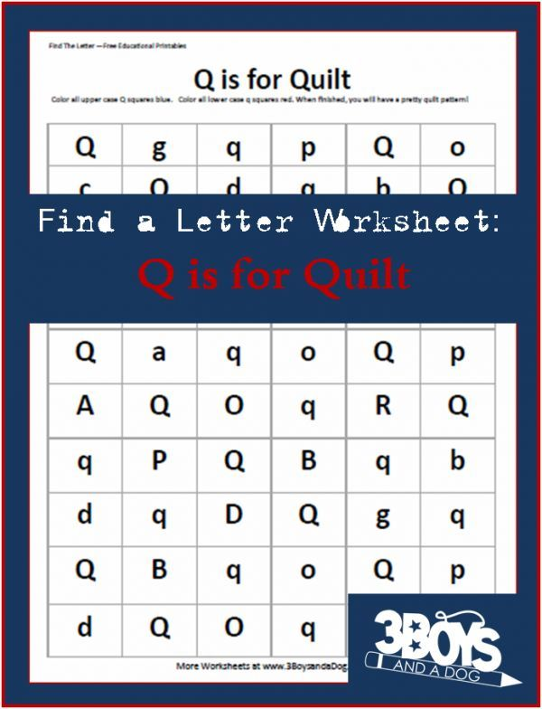 meet the letters and numbers