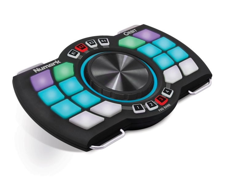 Numark Orbit Wireless DJ Controller (EXPECTED JUNE/JULY 2013) - DJ Mix Club