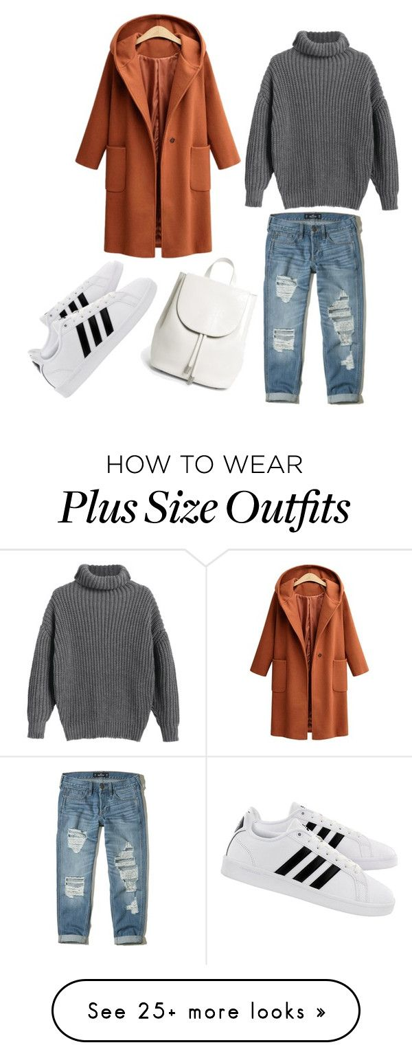 """Untitled #51"" by mendivabenjo on Polyvore featuring Hollister Co., adidas and Everlane"