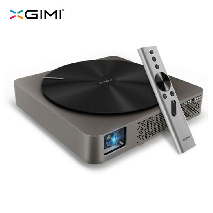 (599.00$)  Buy here  - Original XGIMI Z4 Aurora DLP 4K Projector 3D Android Full HD Projector 1080p Home theater Beamer for mini portable proyector