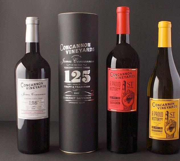 #Branding Wine Labels