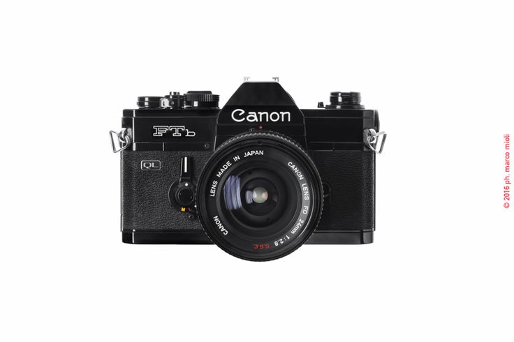 Canon FTb 1971 : collezione privata | Marco Mioli