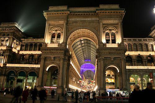 Galleria Vittorio Emanuele II | Milan | Italy