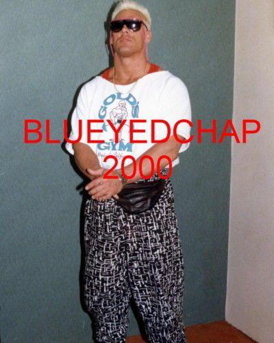 STING WRESTLER 8 X 10 WRESTLING PHOTO NWA WCW WWE