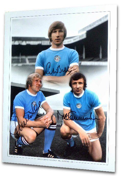 Manchester City legends