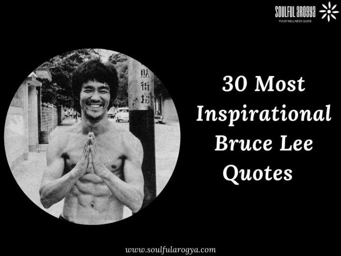 Bruce Lee Quotes: 30 Inspirational Quotes from the Martial Arts Legend