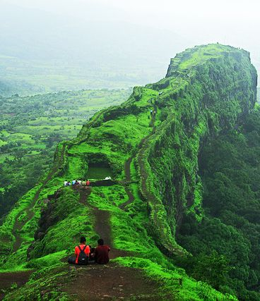 #Lohagad Fort, #Pune, Maharashtra,india: My one of the favorite trekking spot.