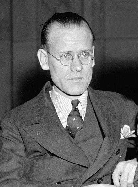 Philo T. Farnsworth (1906-1971), American.  Inventor of the television.