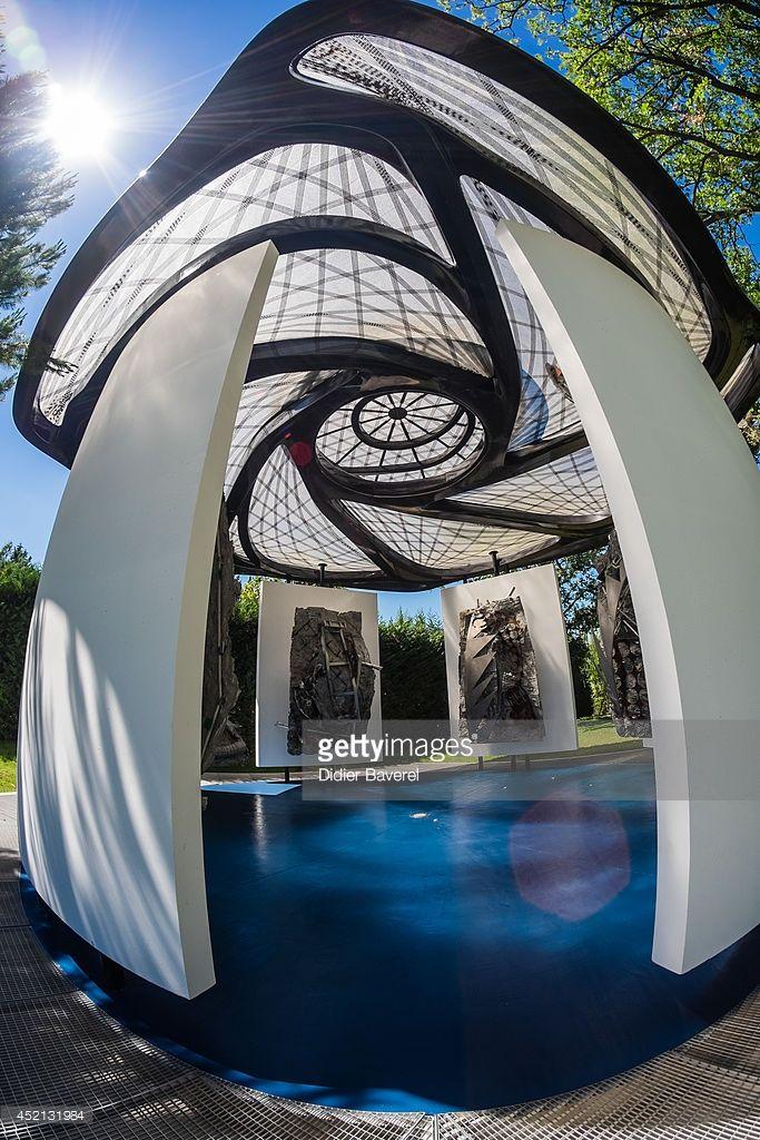 Frank Stella Chapel at the Venet Foundation